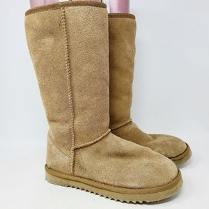 UKALA By EMU Australia Size 8 M Brown Suede Leathe